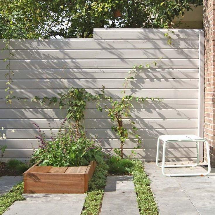 die 25 besten ideen zu sichtschutzzaun holz auf pinterest. Black Bedroom Furniture Sets. Home Design Ideas