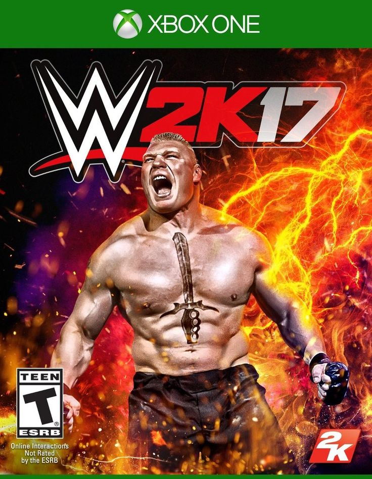 WWE 2K17 For Xbox One (Physical Disc) for only $49.95 https://www.gamecheap.com/products/wwe-2k17-for-xbox-one-physical-disc?utm_content=buffer23bcd&utm_medium=social&utm_source=pinterest.com&utm_campaign=buffer via Game Cheap  #gamecheap #wwe2k17 #videogames