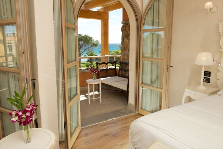 #JuniorSuite #Room with double or twin bed  The Hotel La Villa del Re is located in Località su Cannisoni, Castiadas, #CostaRei #Sardegna  Next opening 2015 is scheduled on May 15th  www.lavilladelre.com