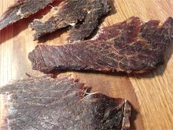 This is a sweet teriyaki beef jerky recipe that i recently tried and it's great! Check it out
