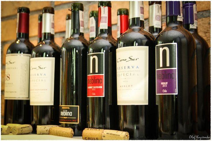 Utarło się, iż wino marki Cono Sur (etykieta z rowerem) ze słonecznego Chile, stanowi tylko ofertę marketową, która nie zadowala prawdziwych miłośników wina. Nic bardziej mylnego. http://exumag.com/cono-sur-etykiety-z-rowerem-nie-tylko-z-marketu/