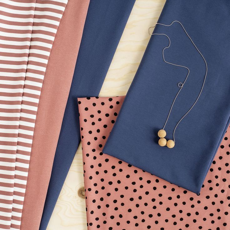 Stretch Sweatshirting, Blue - Grey | Nosh.fi ENGLISH  | Get inspired by new NOSH fabrics for Summer 2017! Discover new colors and prints in quality organic cotton. Shop new fabrics at en.nosh.fi
