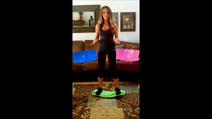 Simply Fit Board ~ Basic Twist...I (me, Tina) just tried this at an event in Denver 3/22/14.  I may just buy this.  Pretty cool workout, great cardio.