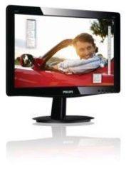PHILIPS 166V3LSB 15.6 INÇ  LCD panel tipi: TFT-LCD  •Arka aydınlatma tipi: W-LED sistemi  •Panel Boyutu: 15,6 inç / 39,6 cm  •Etkin izleme alanı: 359,8 (Y) x 210 (D)  •En-boy oranı: 16:9  •Optimum çözünürlük: 60 Hz'de 1366 x 768  •Tepki süresi (tipik): 8 ms  •Parlaklık (nit): 200 nit  •SmartContrast: 10.000.000:1  •Kontrast oranı (tipik): 500:1  •Piksel aralığı: 0,252x 0,252 mm  •İzleme açısı: 90º (Y) / 50º (D), C/R > 10 ise  •Ekran renkleri: 16,7 M