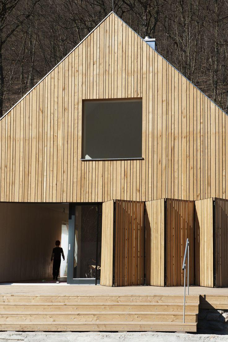 Les 25 meilleures id es concernant brise soleil sur for Architecture en bois