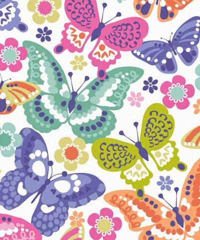 print & pattern: FABRICS - blend : maude asbury