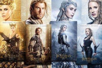 Review Film: Huntsman: Winter's War (2016) (Bahasa Indonesia)