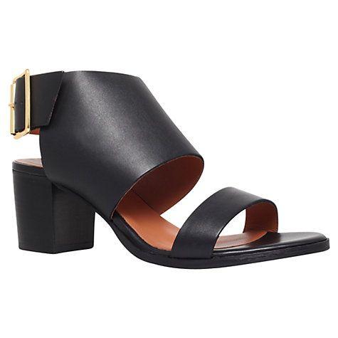 Kurt Geiger Mabel Leather Sandals