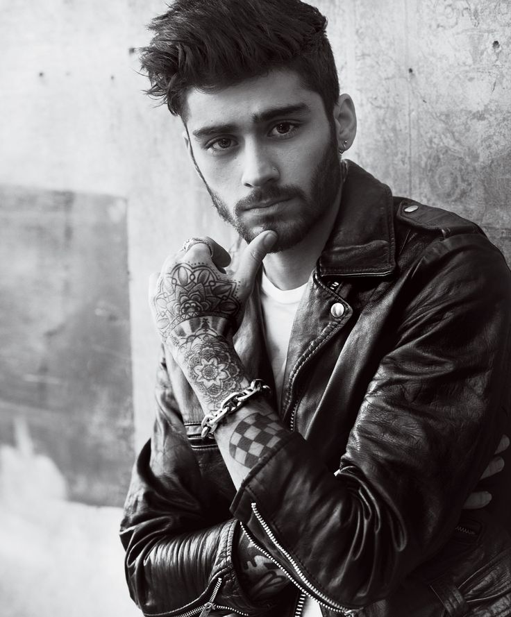 """""""The intention of this album is to make music that I would listen to myself"""" - Zayn on #MindOfMine for Vogue US"""