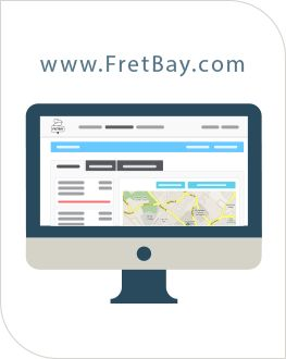Le déménagement à bas prix avec nos tarifs transporteurs   FretBay