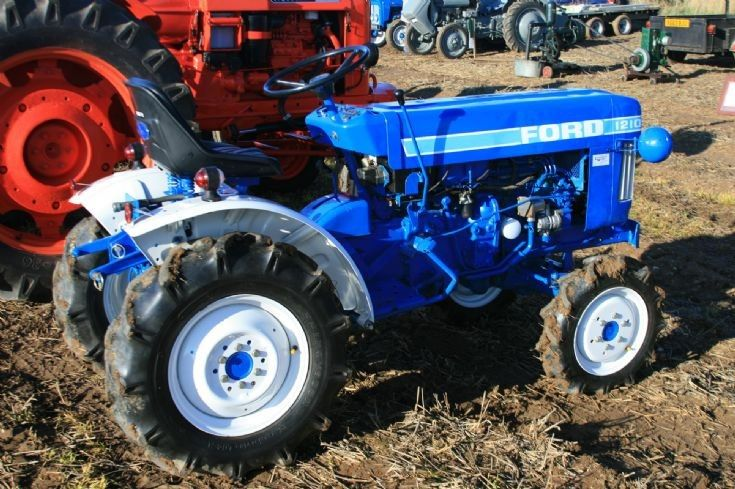ford 7600 tractor manual pdf