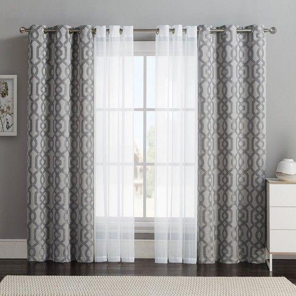 curtains living room curtain decor