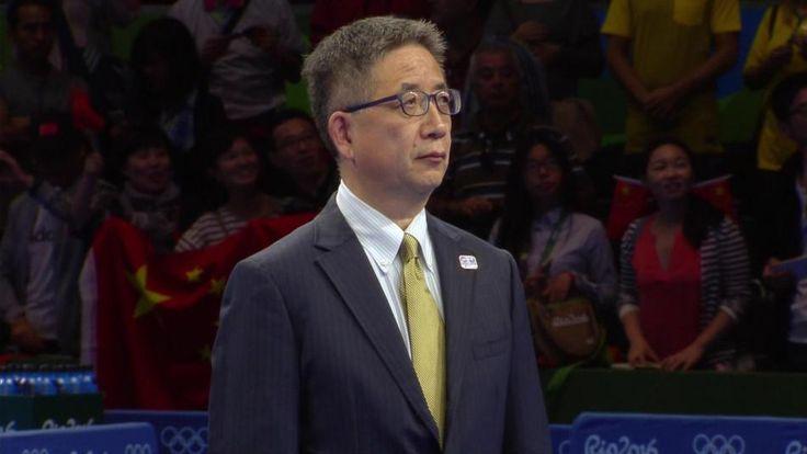 Ping pong prodigy Bob Costas plays Olympian Kanak Jha