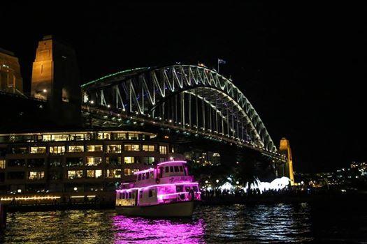 Showcasing Sydney Harbour