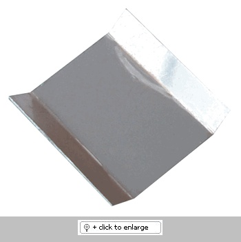 Reflector for Decolume Striplight    Reflector with mounting adhesive pad for lamps 1 with Reflector  Regular price: $1.00  Sale price: $0.75
