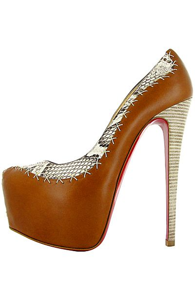 ... real top 10 shoe quotes by christian louboutin christian louboutin  womens shoes 2012 spring summer look cc28147d7