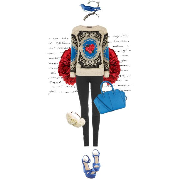 """birdy"" by essenceve on Polyvore"