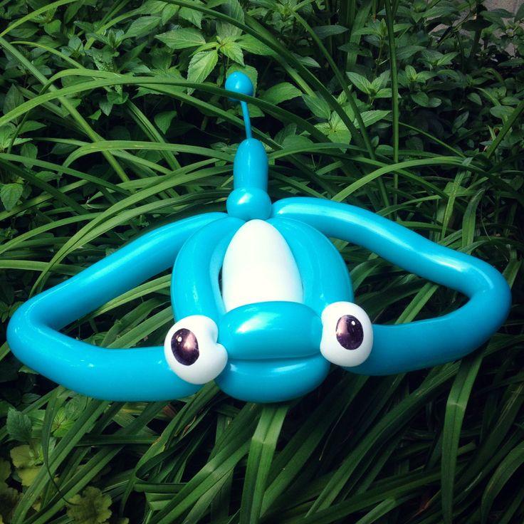 Day 285: Stingray