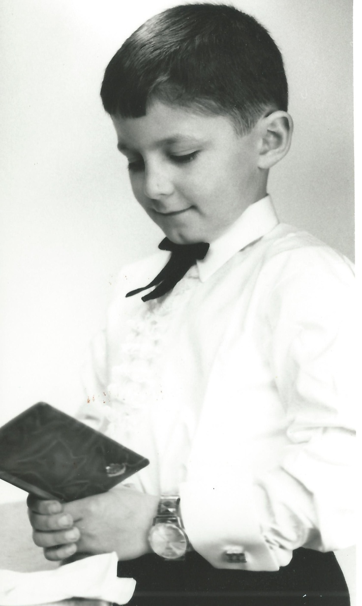 me (6 years old)