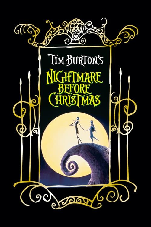 The Nightmare Before Christmas ~ English Audio with ...