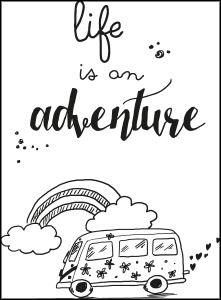 ZWA6-023 Life is an adventure