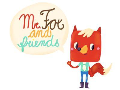 Mr fox 01
