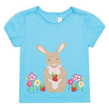 Girls' Bunny T-Shirt