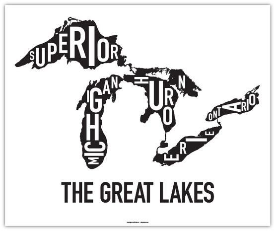 great lakes.