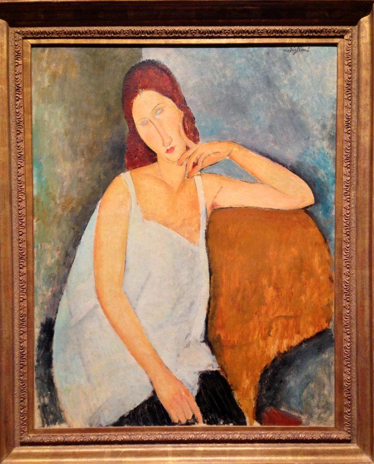 Modigliani, MET New York