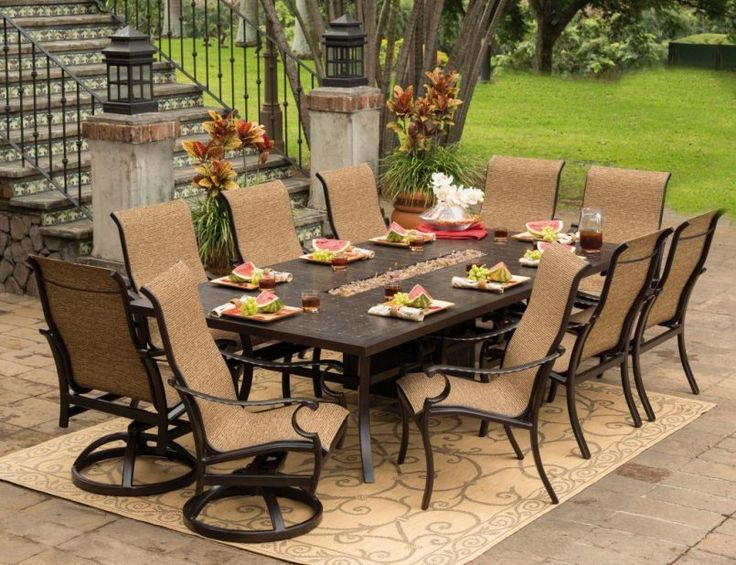 1000 ideas about Cheap Patio Furniture Sets on Pinterest