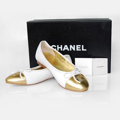 Chanel ballerina's    dressmesweetiedarling