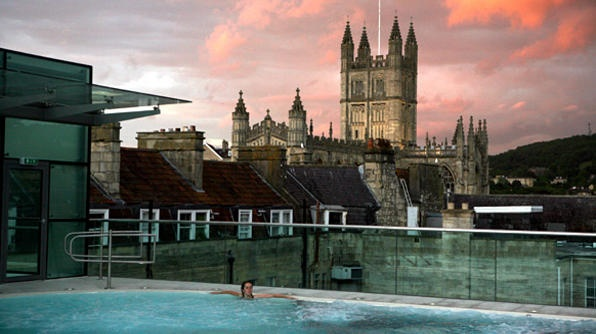 Thermae Spa in Bath
