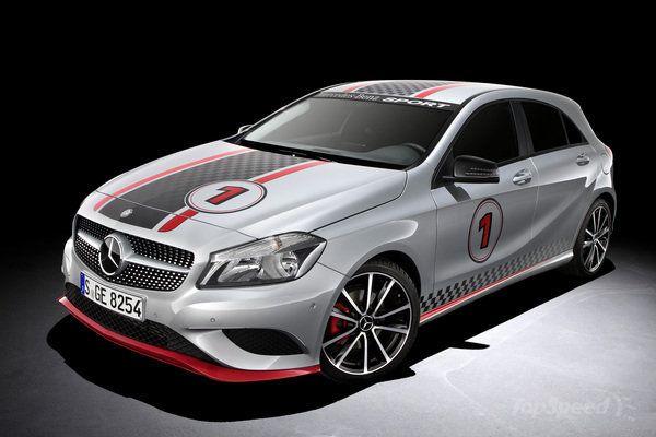 2013 Mercedes A-Class Sport