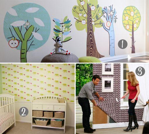Design Dilemma Painting Not Allowed Alternatives To Walls