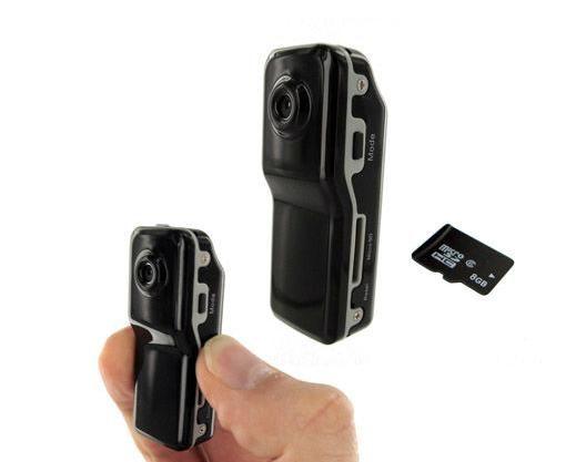 Pozostałe kamery - Mini kamera 135zł i piękne wymiary 2x2x5CM