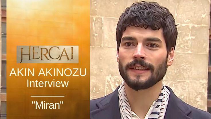Akin Akinozu On Cosmopolitan Turkey Video Actors Actors Actresses Interview