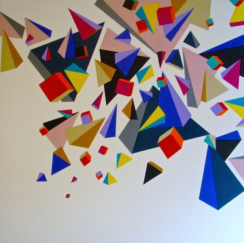 """""""Explosive"""" by Cheryl Petersen – tusk gallery"""