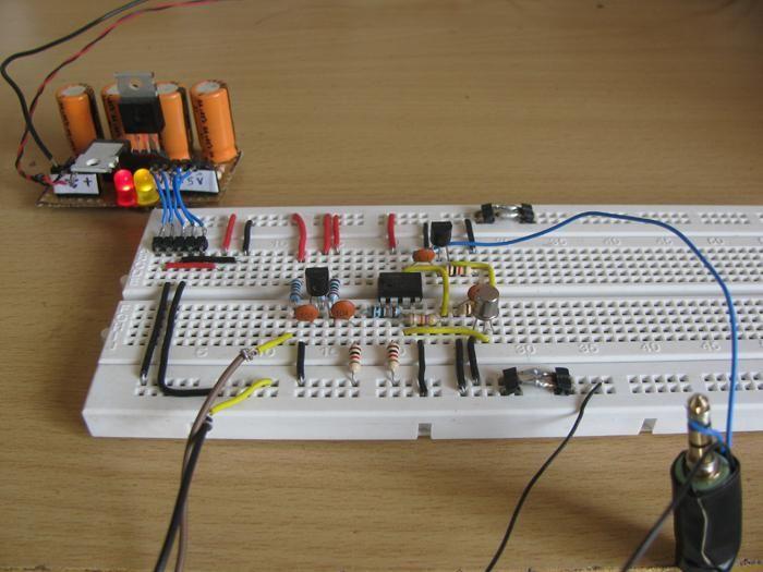 Circuit Design: Automatic Gain Control