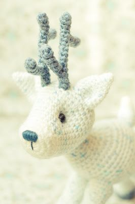 11 best images about crochet deer on Pinterest Free ...