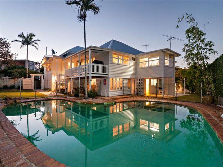 Renovated Queenslander