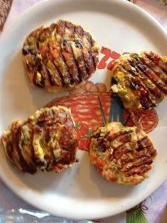 Hamburger vegetali Arlecchino