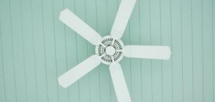 How to Paint Ceiling Fan Blades | eHow
