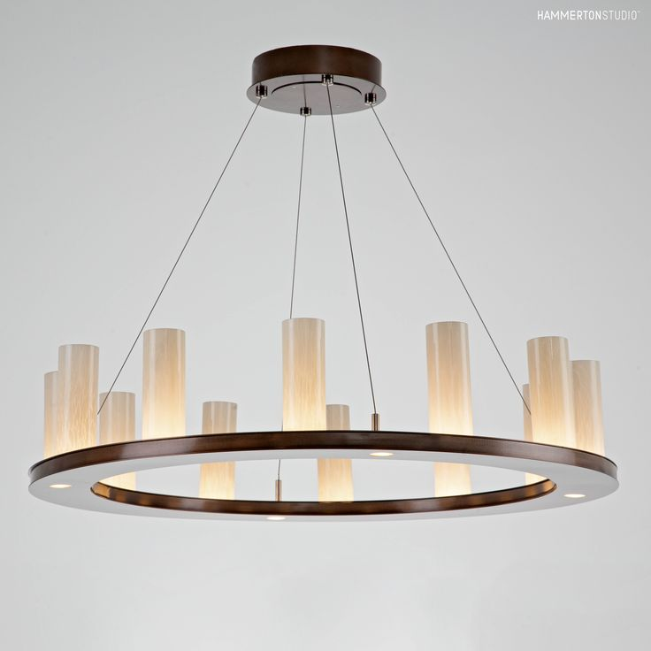 Carlyle Corona Led Chandelier Cable Suspended Plenty Of Up Down Light American