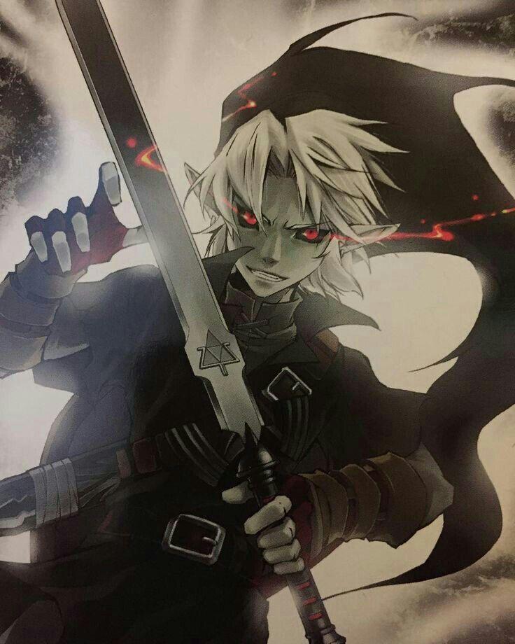 Dark Link X Reader His Toy My Hero Legend Of Zelda Legend Of Zelda Breath Zelda Tattoo