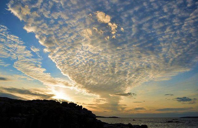 Cloudscape Photography by Liam Moloney - Image Source: http://www.flickr.com/photos/tir_na_nog/