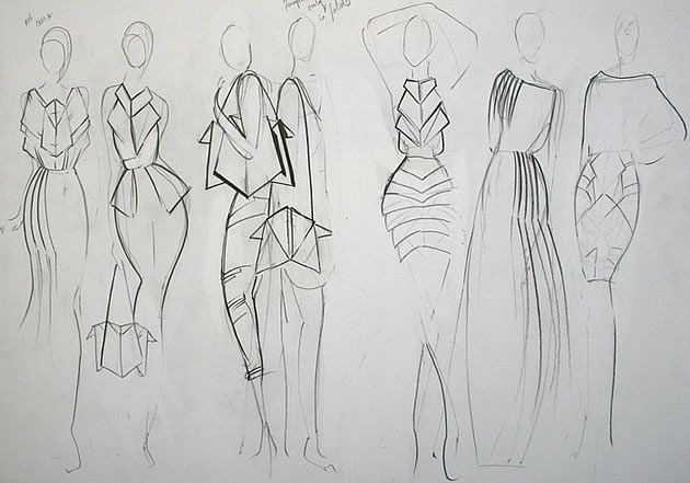 Fashion Design simple topics for research papers