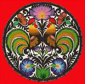 Tudo Arte - A arte para você!!: Arte Polonesa do Wyncinanki