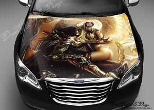 Best Ideas Images On Pinterest Wasp Ants And Airbrush Art - Custom vinyl decals for car hoodsfull color graphic vinyl sticker decal skull ghost fit car hood