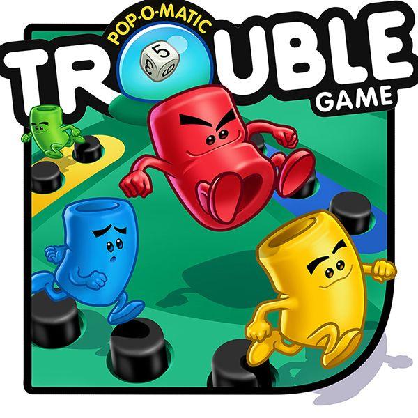 Trouble © Jim Talbot #illustration