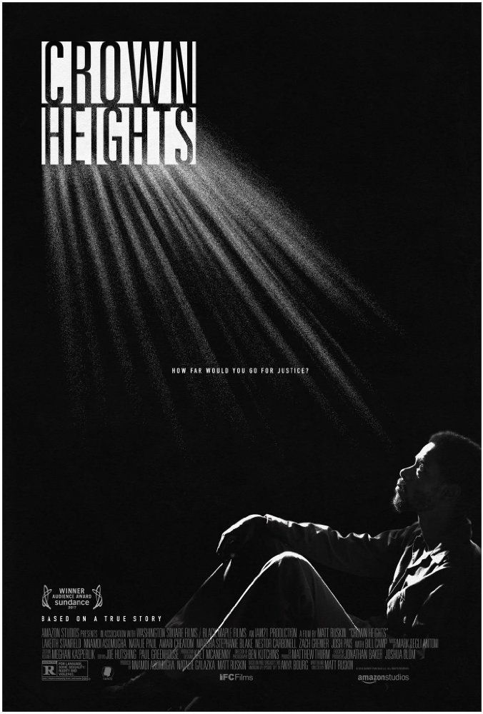 CROWN HEIGHTS 2017 Official Movie Trailer  When Colin Warner was wrongfully convicted of murder, his best friend Carl King devoted his life to proving his innocence.